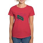 Half Truth Women's Dark T-Shirt