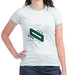 Half Truth Jr. Ringer T-Shirt