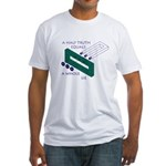 Half Truth Fitted T-Shirt