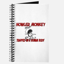 Howler Monkey trapped in a human body Journal