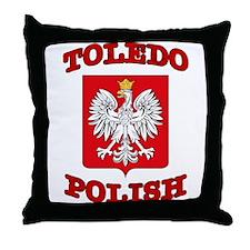 Toledo Throw Pillow
