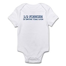 Half Finnish Infant Bodysuit