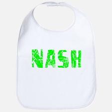 Nash Faded (Green) Bib