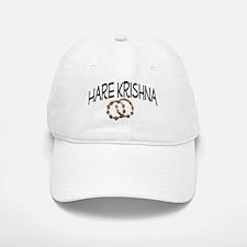 Hare Krishna Baseball Baseball Cap