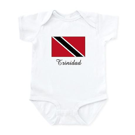 Trinidad Flag Infant Bodysuit