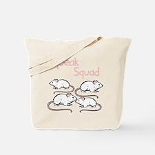 Squeak Squad Tote Bag