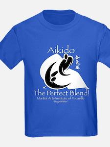 Kids aikido Dark T-Shirts