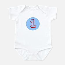 #1 Infant Bodysuit