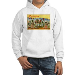 MISSOURI MO Hooded Sweatshirt