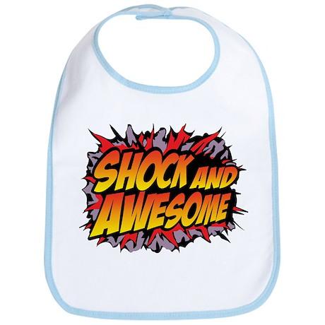 Shock & Awesome Bib