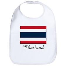 Thailand Flag Bib
