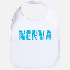 Nerva Faded (Blue) Bib