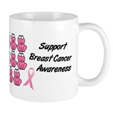 Pink Frogs 3 Mug