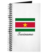 Suriname Flag Journal