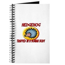 Hedgehog trapped in a human body Journal