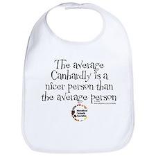 Average Canhardly Bib