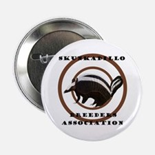 "SkunkaDillo 2.25"" Button"