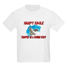 Harpy Eagle trapped in a human body T-Shirt