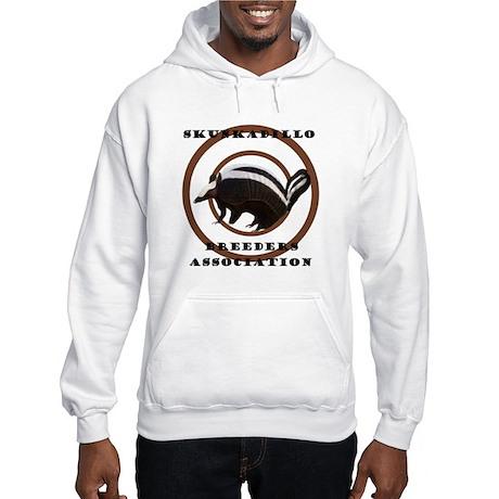 SkunkaDillo Hooded Sweatshirt