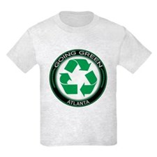 Going Green Atlanta Recycle T-Shirt