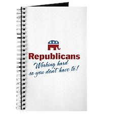 Republicans Working Hard Journal