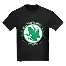 Going Green Atlanta Frog T