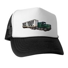 """Truck You!"" - Trucker Hat"