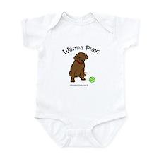 Labrador Gifts Infant Bodysuit