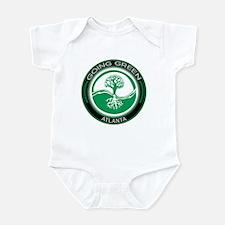 Going Green Atlanta Tree Infant Bodysuit