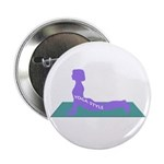 """OWN YOGA STYLE 2.25"""" Button (10 pack)"""