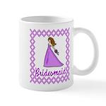 Lilac Bridesmaid Mug