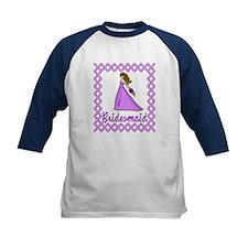 Lilac Bridesmaid Tee