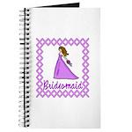 Lilac Bridesmaid Journal