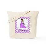 Lilac Bridesmaid Tote Bag