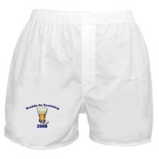 Daddy in Training BEER 08 Boxer Shorts