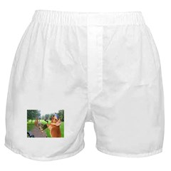 Golf Dogs Boxer Shorts