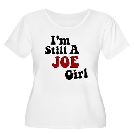 New Kid Joe Women's Plus Size Scoop Neck T-Shirt