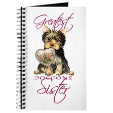 Yorkie Sister Journal