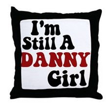 New Kid Danny Throw Pillow