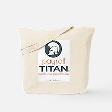 Payroll Titan Tote Bag