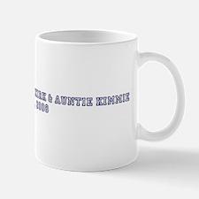 Ring Bearer for Uncle Kirk & Mug