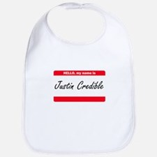 Justin Credible Bib