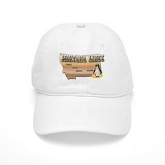Baseball Cap Montana Linux