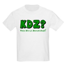 What Would Z Say? T-Shirt