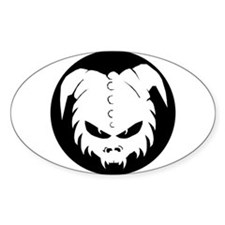 Grendel Oval Decal