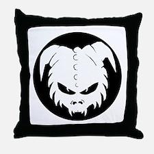 Grendel Throw Pillow