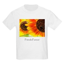 Friends Forever Sunflowers T-Shirt