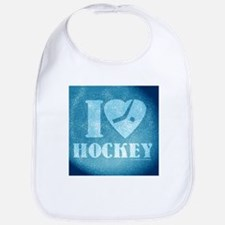 Teal ice Hockey Bib