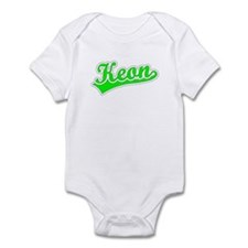 Retro Keon (Green) Infant Bodysuit
