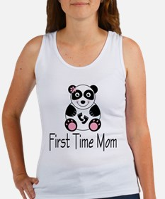 First Time Mom Women's Tank Top